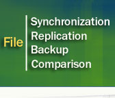 File Synchronization, File Replication, File Backup, File Comparison