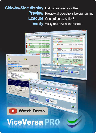 Image Result For Viceversa Software File Synchronization File Replication